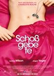 Schossgebete - deutsches Filmplakat - Film-Poster Kino-Plakat deutsch