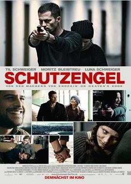 Schutzengel – deutsches Filmplakat – Film-Poster Kino-Plakat deutsch