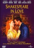 Shakespeare in Love - Joseph Fiennes, Gwyneth Paltrow, Geoffrey Rush, Colin Firth - John Madden - Filme, Kino, DVDs - Top 10 Charts & Bestenlisten