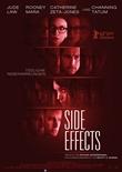Side Effects – Tödliche Nebenwirkungen – deutsches Filmplakat – Film-Poster Kino-Plakat deutsch