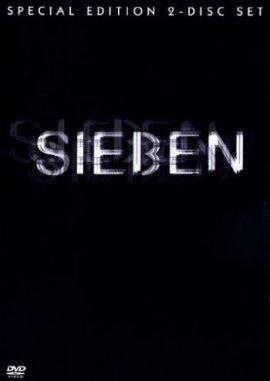 Sieben – Brad Pitt, Morgan Freeman, Gwyneth Paltrow, R. Lee Ermey, Kevin Spacey, Daniel Zacapa – David Fincher – Christentum – Filme, Kino, DVDs Kinofilm Thriller – Charts & Bestenlisten