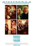 Sieben verdammt lange Tage - deutsches Filmplakat - Film-Poster Kino-Plakat deutsch