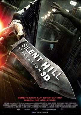 Silent Hill – Revelation – deutsches Filmplakat – Film-Poster Kino-Plakat deutsch