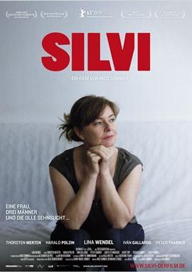 Silvi – deutsches Filmplakat – Film-Poster Kino-Plakat deutsch