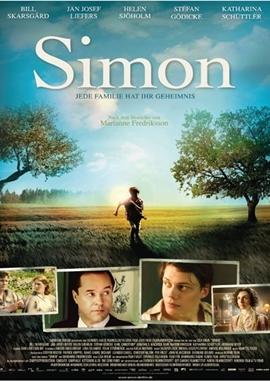 Simon – deutsches Filmplakat – Film-Poster Kino-Plakat deutsch