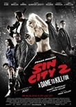 Sin City 2 - A Dame To Kill For - deutsches Filmplakat - Film-Poster Kino-Plakat deutsch