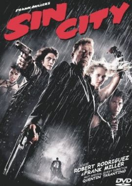 Sin City – deutsches Filmplakat – Film-Poster Kino-Plakat deutsch