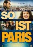 So ist Paris – deutsches Filmplakat – Film-Poster Kino-Plakat deutsch