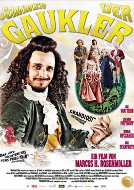 Sommer der Gaukler – deutsches Filmplakat – Film-Poster Kino-Plakat deutsch