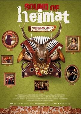 Sound of Heimat – Deutschland singt – deutsches Filmplakat – Film-Poster Kino-Plakat deutsch