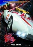Speed Racer – deutsches Filmplakat – Film-Poster Kino-Plakat deutsch