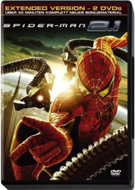 Spider-Man 2 – deutsches Filmplakat – Film-Poster Kino-Plakat deutsch