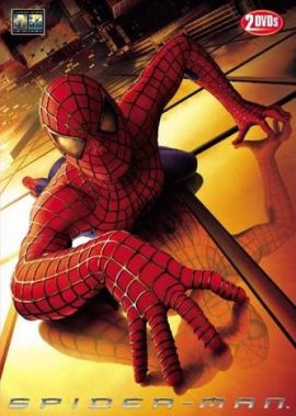 Spider-Man – deutsches Filmplakat – Film-Poster Kino-Plakat deutsch