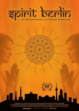 Spirit Berlin – deutsches Filmplakat – Film-Poster Kino-Plakat deutsch