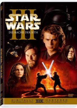 Star Wars – Krieg der Sterne, Episode III: Die Rache der Sith – deutsches Filmplakat – Film-Poster Kino-Plakat deutsch