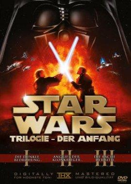 Star Wars Trilogie – Der Anfang, Episode I-III