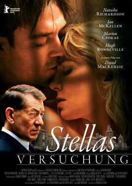 Stellas Versuchung – deutsches Filmplakat – Film-Poster Kino-Plakat deutsch