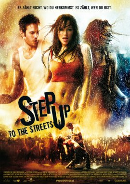 Step Up To The Streets