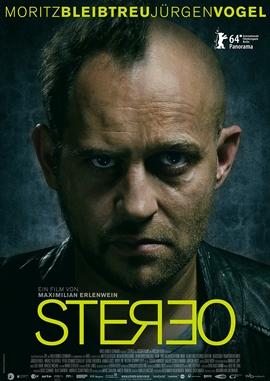 Stereo – deutsches Filmplakat – Film-Poster Kino-Plakat deutsch