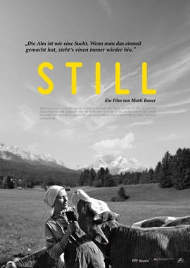Still – deutsches Filmplakat – Film-Poster Kino-Plakat deutsch