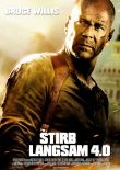 Stirb langsam 4.0 - Bruce Willis, Timothy Olyphant, Maggie Q, Justin Long, Cliff Curtis, Jeffrey Wright - Len Wiseman - Mary Elizabeth Winstead