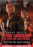 Stirb langsam – Ein guter Tag zum Sterben – deutsches Filmplakat – Film-Poster Kino-Plakat deutsch