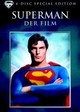 Superman – Der Film – deutsches Filmplakat – Film-Poster Kino-Plakat deutsch