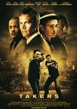 Takers – deutsches Filmplakat – Film-Poster Kino-Plakat deutsch