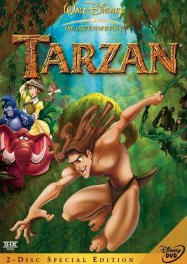 Tarzan – deutsches Filmplakat – Film-Poster Kino-Plakat deutsch