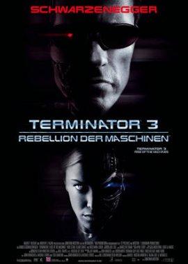 Terminator 3 – Rebellion der Maschinen (T3) – Arnold Schwarzenegger, Nick Stahl, Claire Danes, Kristanna Løken, David Andrews, Brian Sites – Jonathan Mostow – Earl Boen – Filme, Kino, DVDs Kinofilm SciFi-Actionthriller – Charts & Bestenlisten