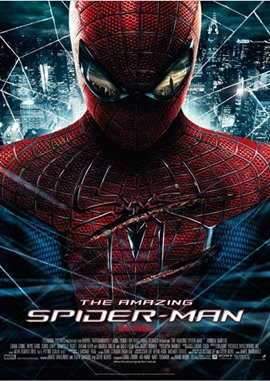 The Amazing Spider-Man – deutsches Filmplakat – Film-Poster Kino-Plakat deutsch
