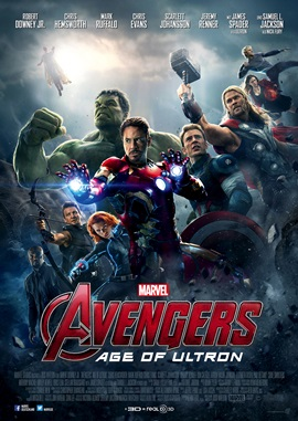 The Avengers 2 – deutsches Filmplakat – Film-Poster Kino-Plakat deutsch