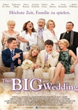 The Big Wedding – deutsches Filmplakat – Film-Poster Kino-Plakat deutsch