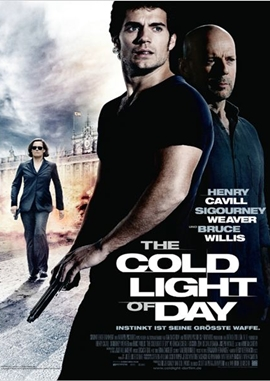 The Cold Light of Day – deutsches Filmplakat – Film-Poster Kino-Plakat deutsch