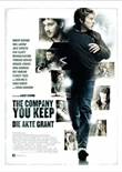 The Company You Keep – Die Akte Grant – deutsches Filmplakat – Film-Poster Kino-Plakat deutsch