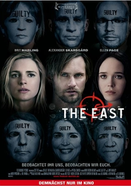 The East – deutsches Filmplakat – Film-Poster Kino-Plakat deutsch