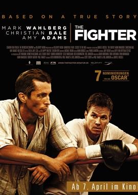 The Fighter – deutsches Filmplakat – Film-Poster Kino-Plakat deutsch