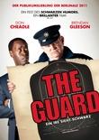 The Guard – Ein Ire sieht schwarz – deutsches Filmplakat – Film-Poster Kino-Plakat deutsch