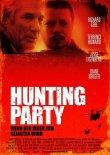The Hunting Party – Wenn der Jäger zum Gejagten wird – deutsches Filmplakat – Film-Poster Kino-Plakat deutsch