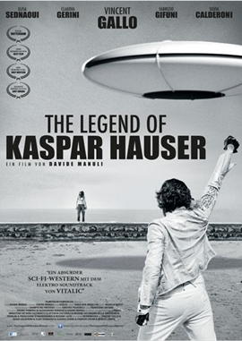 The Legend of Kaspar Hauser – deutsches Filmplakat – Film-Poster Kino-Plakat deutsch