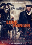 The Lone Ranger – deutsches Filmplakat – Film-Poster Kino-Plakat deutsch