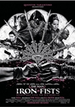 The Man With The Iron Fists – deutsches Filmplakat – Film-Poster Kino-Plakat deutsch