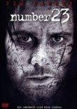 The Number 23 – deutsches Filmplakat – Film-Poster Kino-Plakat deutsch