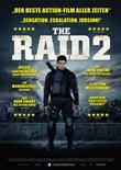 The Raid 2 - deutsches Filmplakat - Film-Poster Kino-Plakat deutsch