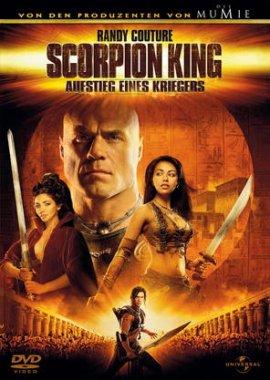 The Scorpion King – Aufstieg eines Kriegers – deutsches Filmplakat – Film-Poster Kino-Plakat deutsch
