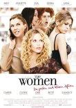 The Women – Von großen und kleinen Affären – deutsches Filmplakat – Film-Poster Kino-Plakat deutsch