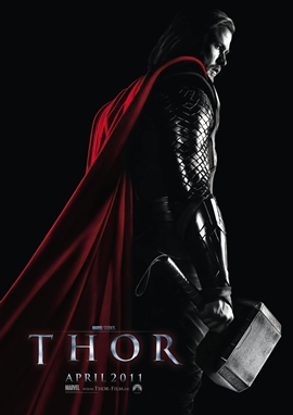 Thor – deutsches Filmplakat – Film-Poster Kino-Plakat deutsch