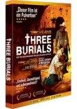 Three Burials – Die drei Begräbnisse des Melquiades Estrada – deutsches Filmplakat – Film-Poster Kino-Plakat deutsch