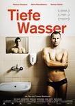 Tiefe Wasser - deutsches Filmplakat - Film-Poster Kino-Plakat deutsch