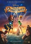 Tinkerbell und die Piratenfee - deutsches Filmplakat - Film-Poster Kino-Plakat deutsch